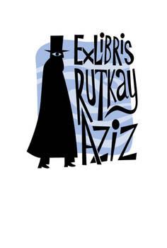 Exlibris Rutkay Aziz