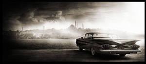 Impala in Istanbul 1961