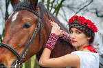 Culture Dress of Croatia IV by Inguan