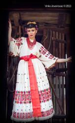 Culture Dress of Croatia VI by Inguan