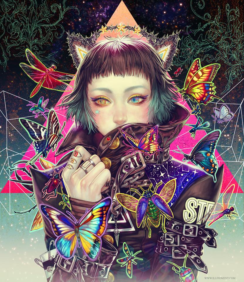Stella. by Vusc