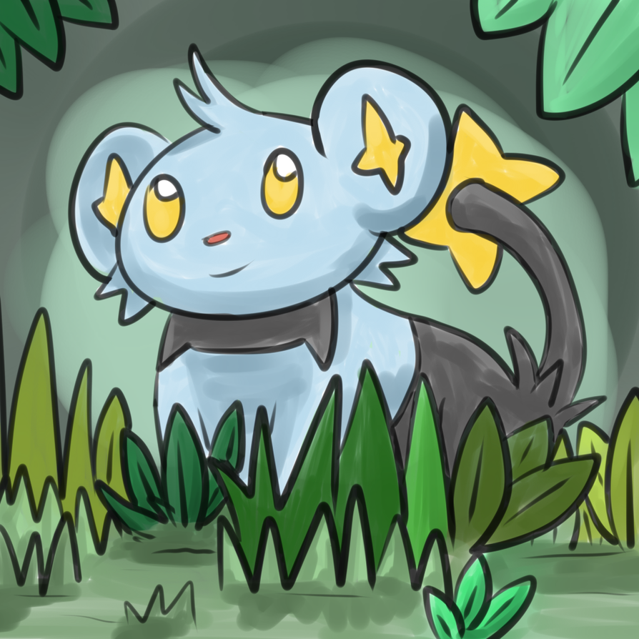 Day 4: Favorite Electric Type by ThunderSpade
