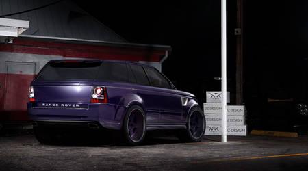Range Rover Sport by DzDesign