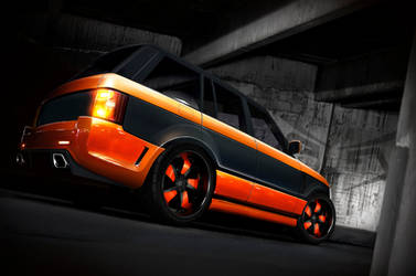 Range Rover Part 2