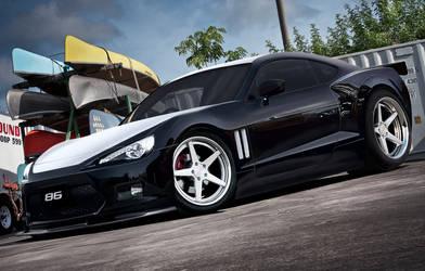 Toyota GT86 Update