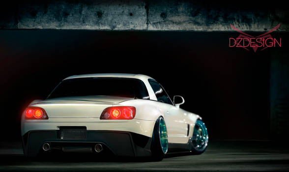 Honda S2000 by DZ Design