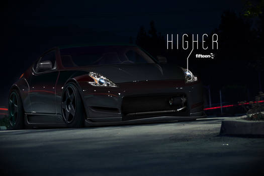 Nissan 370Z Updated