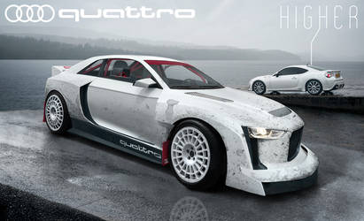 Audi Quattro by Higher UPDATE!