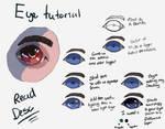 Eye Tutorial (FOR PHOTOSHOP)