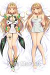 Xenoblade Chronicles 2 Mythra by MoeMarket.com