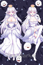 Super Mario Booette Body Pillow by MoeMarket.com by cfuser2005
