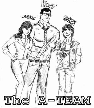 The A-Team: Metropolis