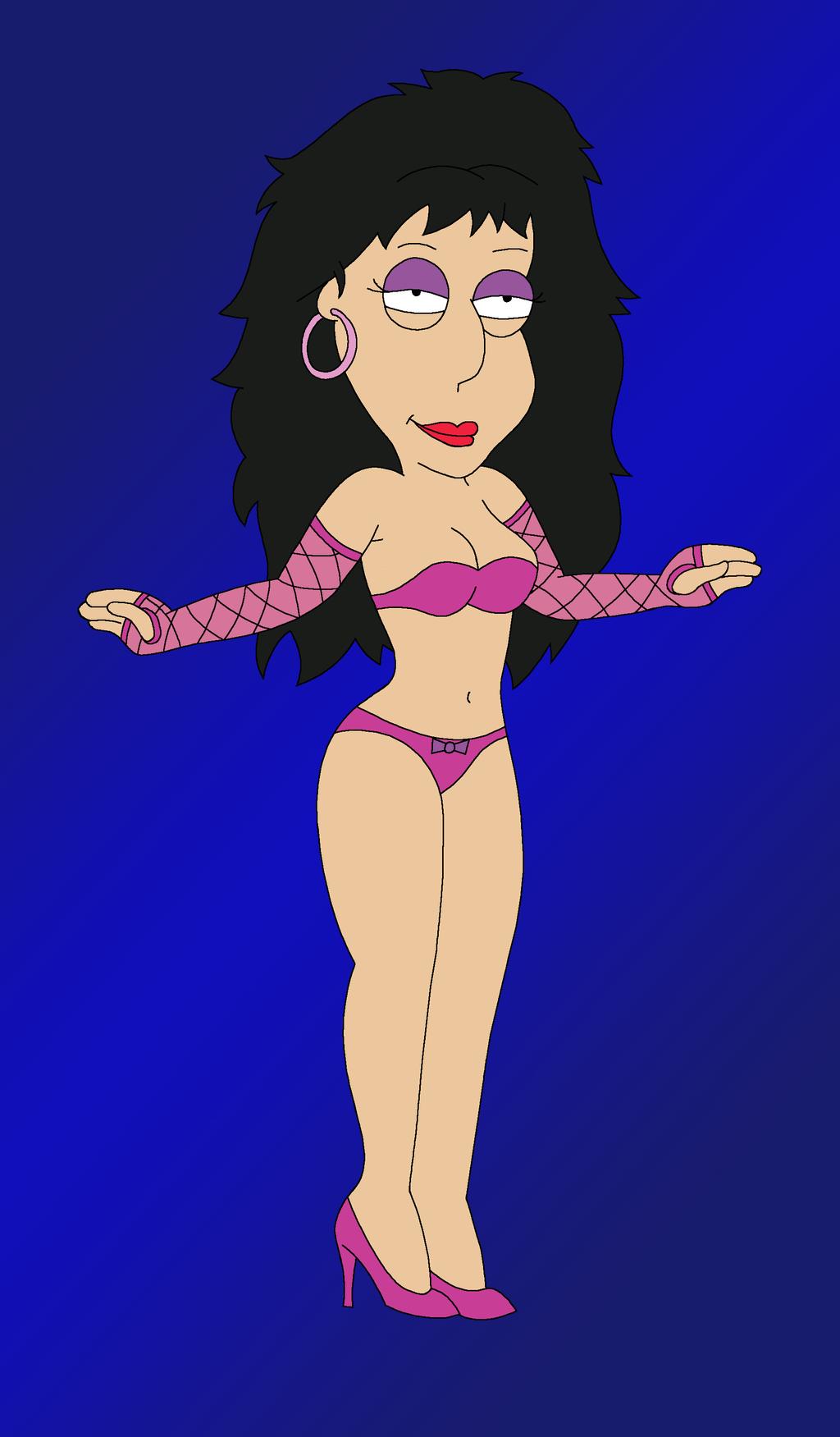 Ann the stripper joe loss