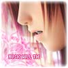 Kairi- Music will tie by Lightning-Farron