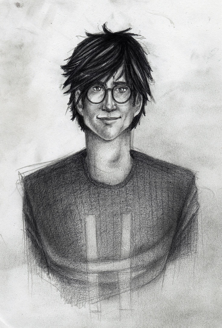 Harry James Potter by Catching-Smoke