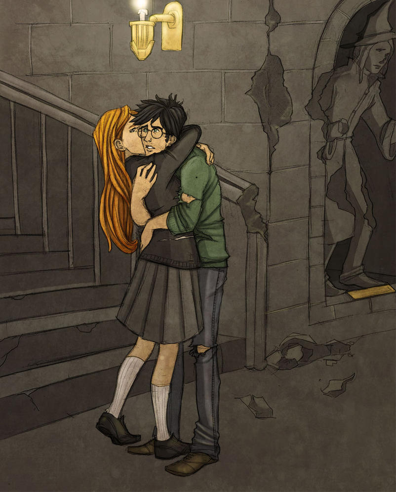 harry and ginny meet after the war fanfiction twilight