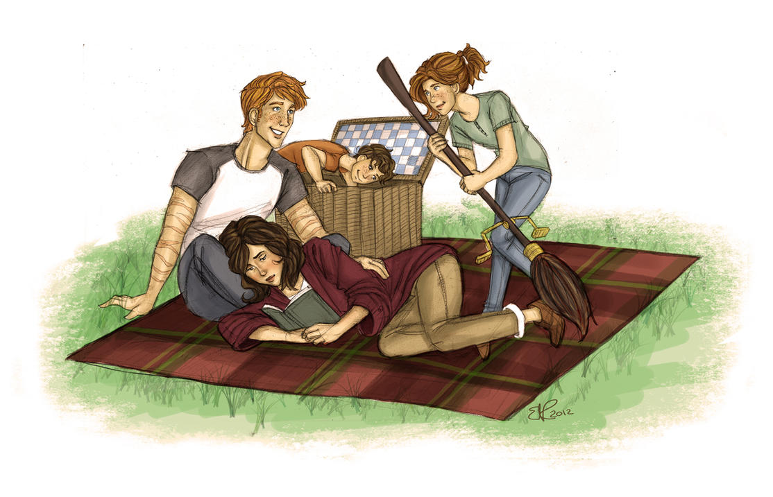 http://th08.deviantart.net/fs71/PRE/i/2012/106/6/d/commission__a_weasley_picnic_by_catching_smoke-d4wcuby.jpg