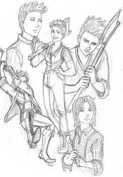 Character Sheet: Johanna Mason