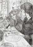 Hermione's Birthday Surprise