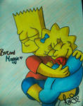 Bart and Maggie