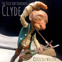 Clyde by JillWilli