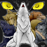 Wolf's Rain Group Pic thing..