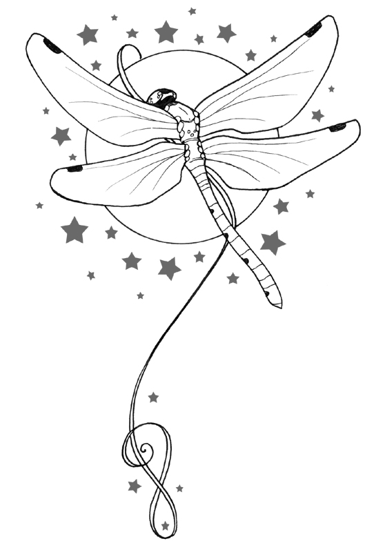 dragonfly tattoos