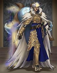 King Seras by MelUran