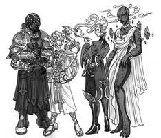 Gods 2 by MelUran