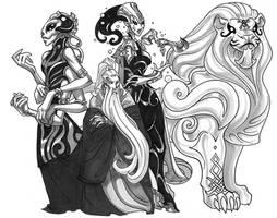 Gods 4 by MelUran