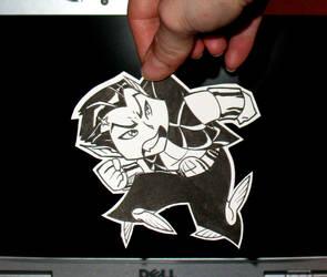 Angry Namor