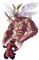 Ascending God of War