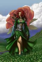 Commission: Roseblack by MelUran