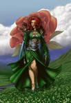 Commission: Roseblack
