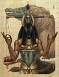 Classic Mythology- Anubis