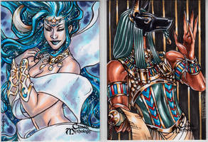 Classic Mythology APs by MelUran