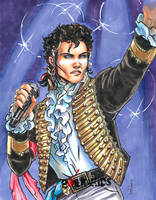 Adam Ant by MelUran