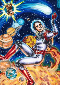 Solar Sailor Sagan