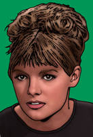 Polly: Doctor Who Anneke Wills by tygerbug