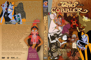 The Thief and the Cobbler by tygerbug