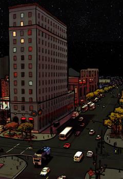 City Scene: The Chosen Ones
