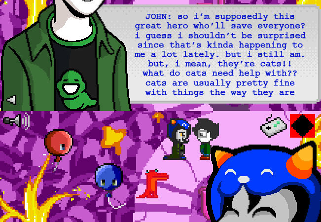 DavespriteJohn Egbert  Works  Archive of Our Own