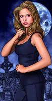 Buffy: Sarah Michelle Gellar