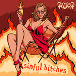 Sinful Bitches Album Cover