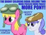 74 page My Little Pony Book 2