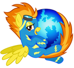Spitfire Firefox Icon