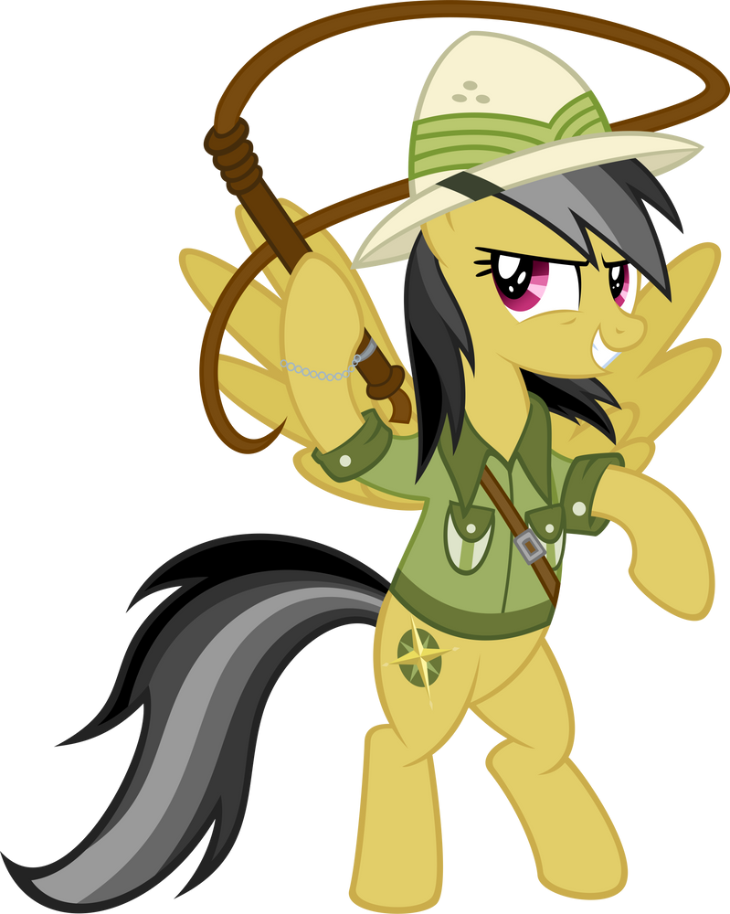 Daring Do: Ponies of the Lost Ark