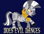 Evil Enchantress Zecora