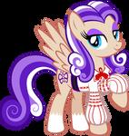 Indiana Pones: Marion Ravenwood [Purple Hair]