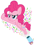 Pinkie Pie - Party Cannon